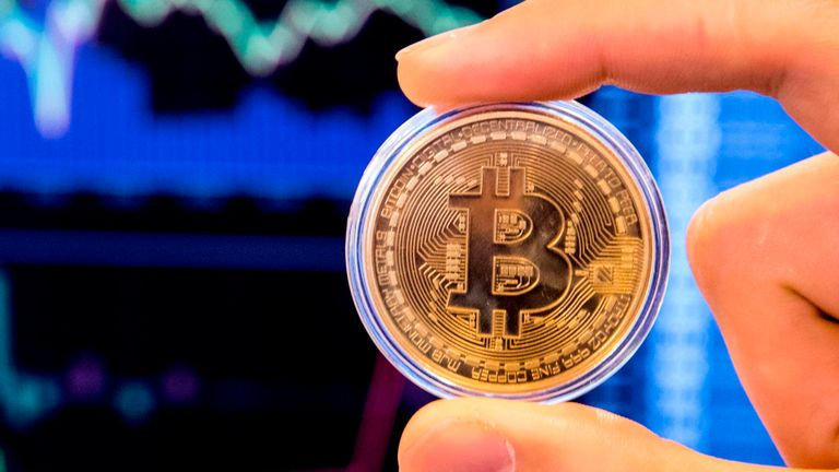 determining cryptocurrency