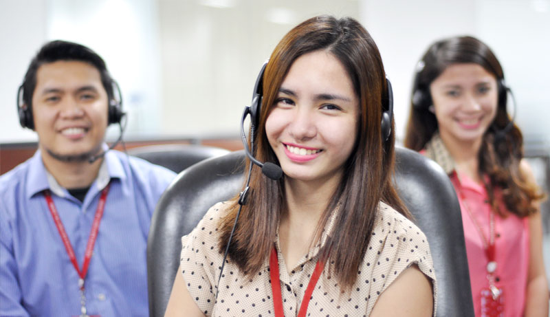 call centre applications